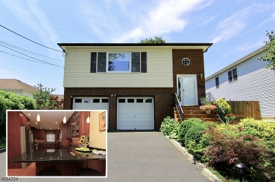 Roselle Park Boro Single Family Home For Sale: 510 Roosevelt St