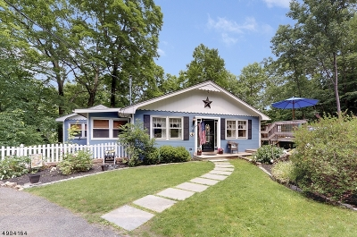 Byram Twp. Single Family Home For Sale: 29 Old Stagecoach Rd
