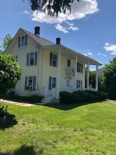 Ogdensburg Boro Multi Family Home For Sale: 39 Main St