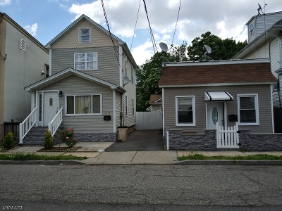 Hillside Twp. Multi Family Home For Sale: 1231-3 Woodruff Ave