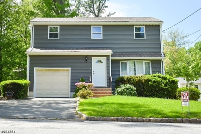 Livingston Single Family Home For Sale: 47 N Ashby Ave