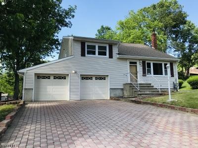 Ogdensburg Boro Single Family Home For Sale: 27 Wilson Dr