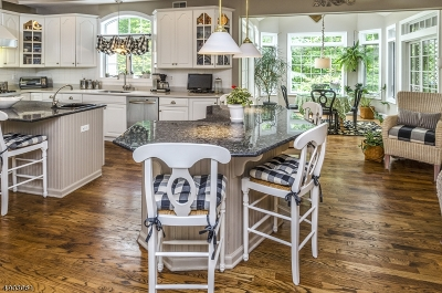Delaware Twp. Single Family Home For Sale: 47 Sutton Farm Rd