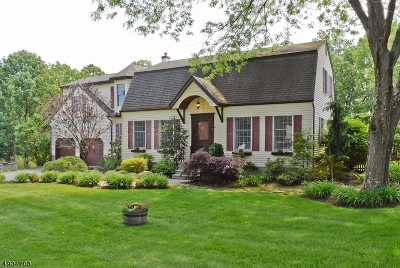 Sparta Twp. Single Family Home For Sale: 6 Cottage Ln