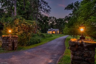 Bernardsville Boro Single Family Home For Sale: 281 Mendham Rd
