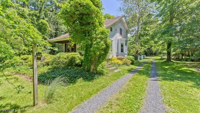 Franklin Twp. Single Family Home For Sale: 56 S Middlebush Rd