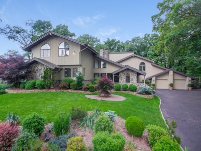 Scotch Plains Twp. Single Family Home For Sale: 2649 Farview Dr