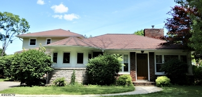 Mount Olive Twp. Single Family Home For Sale: 159 Mine Hill Rd