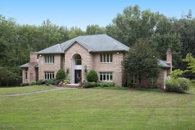 Harding Twp. NJ Single Family Home For Sale: $1,249,990