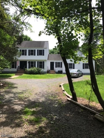 Franklin Twp. Single Family Home For Sale: 82 Weston Rd
