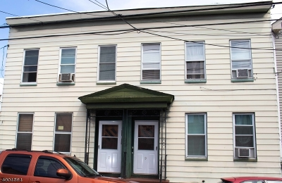 Newark City NJ Multi Family Home For Sale: $481,000