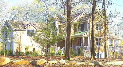 Stillwater Twp. Single Family Home For Sale: 973a Millbrook Rd