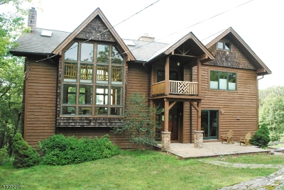 Vernon Twp. Single Family Home For Sale: 23 Hidden Valley Dr