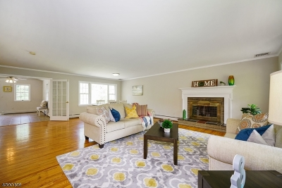 Single Family Home For Sale: 182 Morristown Rd