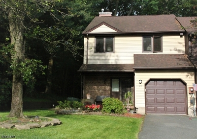 Parsippany Condo/Townhouse For Sale: 22 Heritage Ct
