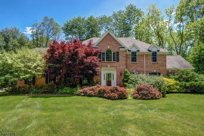 Randolph Twp. Single Family Home For Sale: 5 Wexford Ct
