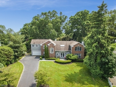 Montclair Twp. Single Family Home For Sale: 16 Heller Dr