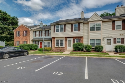 Franklin Twp. Condo/Townhouse For Sale: 419 Cheshire Ct