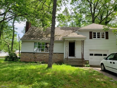 West Orange Twp. Single Family Home For Sale: 60 Maple Ave