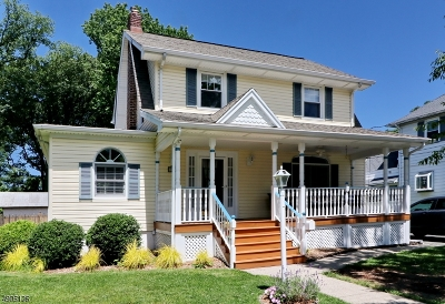 Cranford Twp. Single Family Home For Sale: 529 N Union Ave