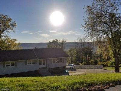 Vernon Twp. Single Family Home For Sale: 46 Edsall Dr