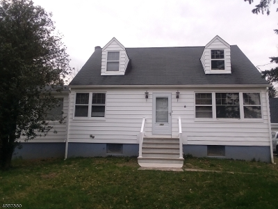 Hanover Twp. Single Family Home For Sale: 151 Parsippany Rd