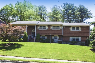 Springfield Twp. Single Family Home For Sale: 42 Littlebrook Rd