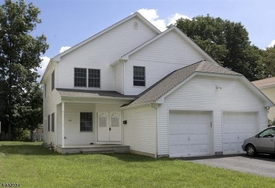 Boonton Town Single Family Home For Sale: 406 Lincoln St