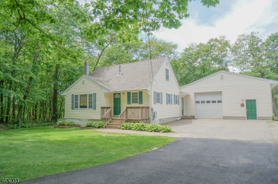 Vernon Twp. Single Family Home For Sale: 773 Canistear Rd