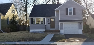 Union Twp. Single Family Home For Sale: 2436 Dorchester Rd