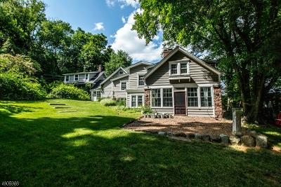 South Orange Village Twp. Single Family Home For Sale: 167 N Ridgewood Rd