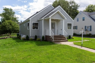 Edison Twp. Single Family Home For Sale: 711 Amboy Ave
