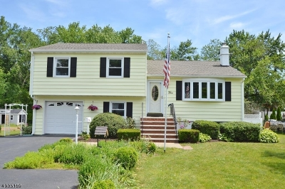 East Hanover Twp. Single Family Home For Sale: 5 E Orchard Pl