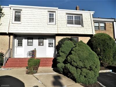 Hillsborough Twp. NJ Condo/Townhouse For Sale: $239,000
