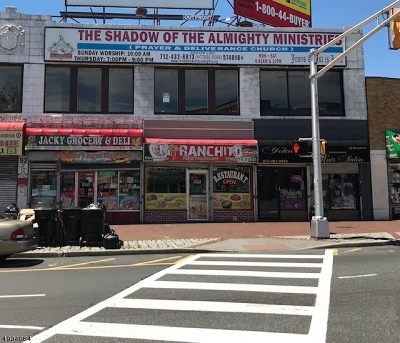 Newark City NJ Commercial Lease For Lease: $2,200