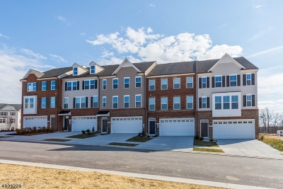 Mount Olive Twp. Condo/Townhouse Active Under Contract