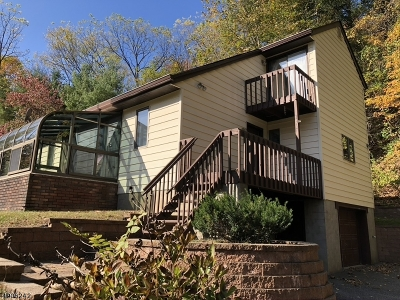 Vernon Twp. Single Family Home For Sale: 1867 Route 565