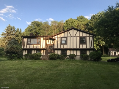 Vernon Twp. Single Family Home For Sale: 1808 Route 565
