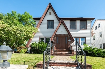 Bloomfield Twp. Single Family Home For Sale: 509 Watchung Ave