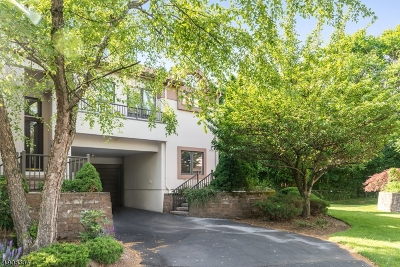 West Orange Twp. Condo/Townhouse For Sale: 49 Schindler Ter