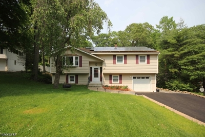 Sparta Twp. Single Family Home For Sale: 79 Edison Ter.