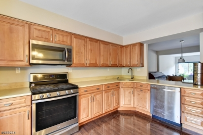 Bridgewater Twp. Condo/Townhouse For Sale: 110 Chelsea Way