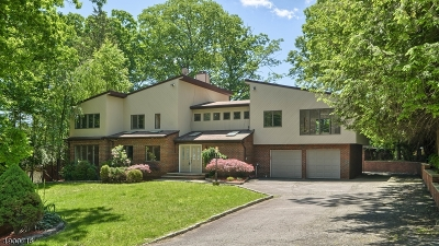 Passaic County Single Family Home For Sale: 96 Wilson Ave