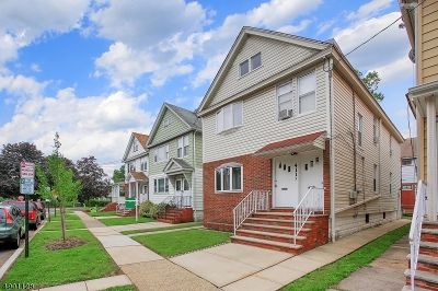 Linden City Multi Family Home For Sale: 411 Washington Ave