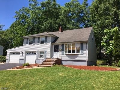 Livingston Single Family Home For Sale: 29 Spier Dr