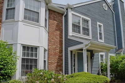 Rockaway Twp. Condo/Townhouse For Sale: 106 Laurel Wood Ct