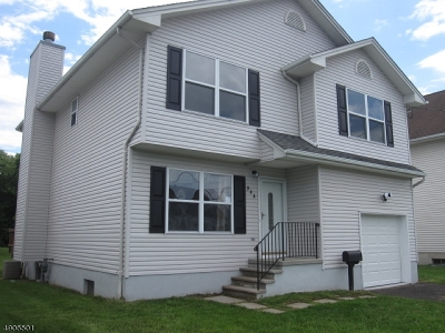 Manville Boro Single Family Home For Sale: 944 Lincoln Ave