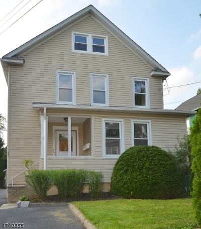 Cranford Twp. Rental For Rent: 92 Winans Ave