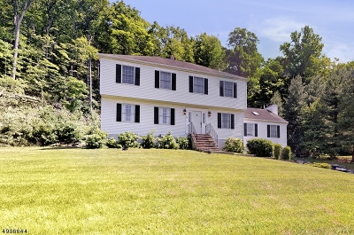 Byram Twp. Single Family Home For Sale: 68 Brookwood Rd