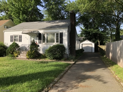 Springfield Twp. Single Family Home For Sale: 216 Milltown Rd